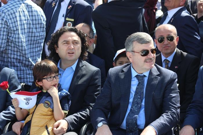 Türk Yıldızları Parkı açıldı 44
