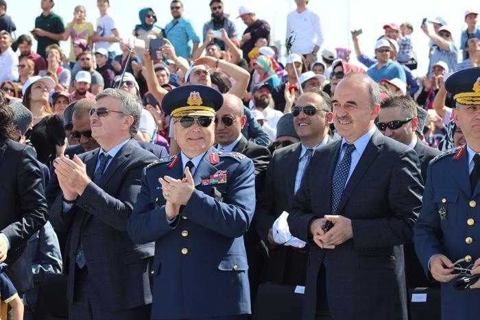 Türk Yıldızları Parkı açıldı 64