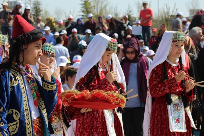 Türk Yıldızları Parkı açıldı 65