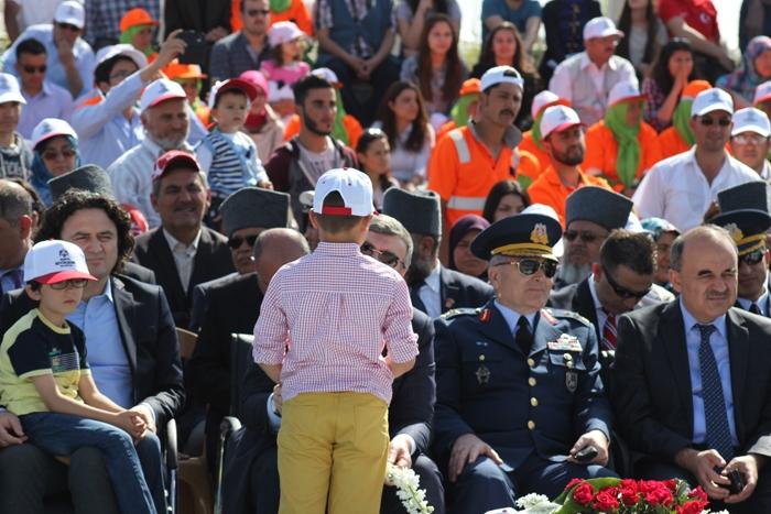 Türk Yıldızları Parkı açıldı 68