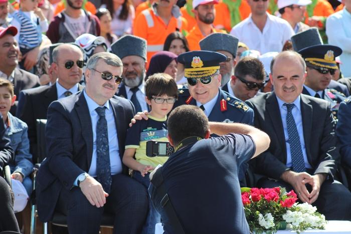 Türk Yıldızları Parkı açıldı 69