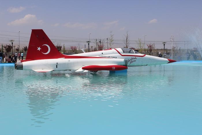Türk Yıldızları Parkı açıldı 8