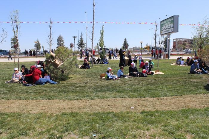Türk Yıldızları Parkı açıldı 9