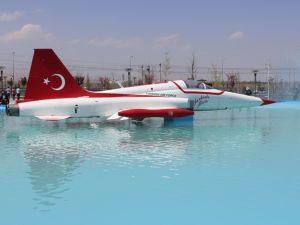 Türk Yıldızları Parkı açıldı