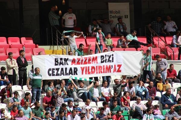 Torku Konyaspor - Çaykur Rizespor maçından kareler 14