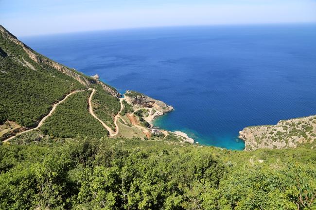 Akdeniz'in saklı cenneti: Karamağara 1