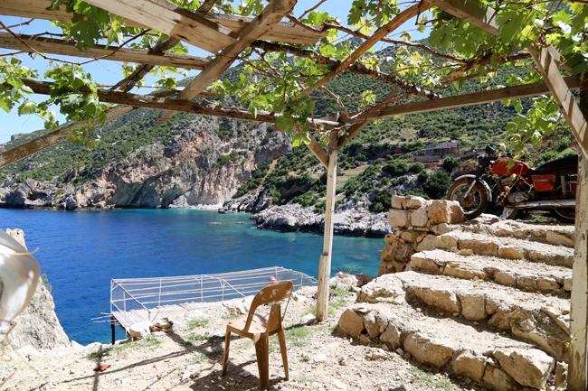 Akdeniz'in saklı cenneti: Karamağara 12