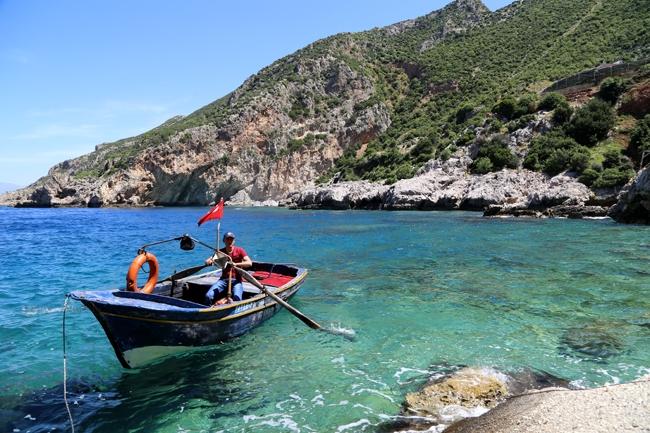 Akdeniz'in saklı cenneti: Karamağara 13