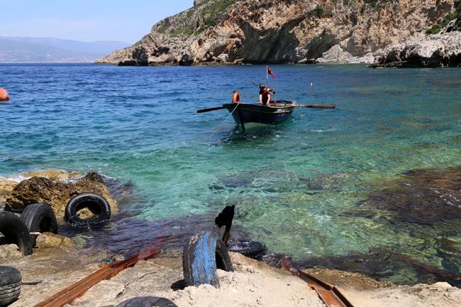 Akdeniz'in saklı cenneti: Karamağara 15