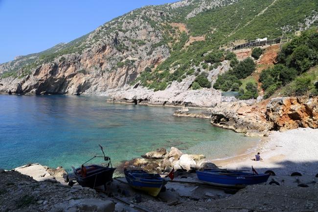 Akdeniz'in saklı cenneti: Karamağara 2