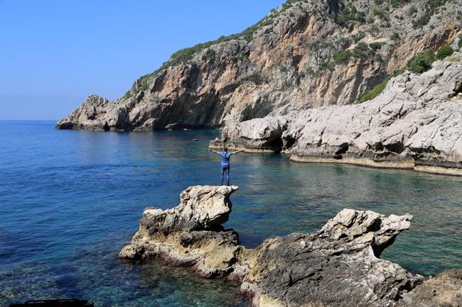 Akdeniz'in saklı cenneti: Karamağara 4