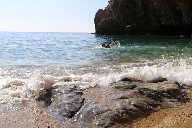 Akdeniz'in saklı cenneti: Karamağara 8