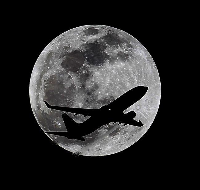Ay kana bulandı! 2