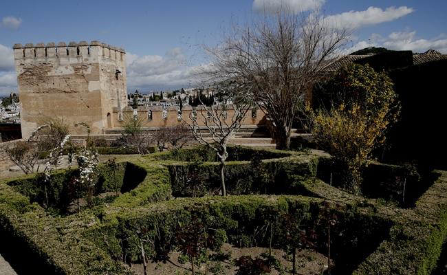 Binbir Gece Masallarının Sarayı: El Hamra 11