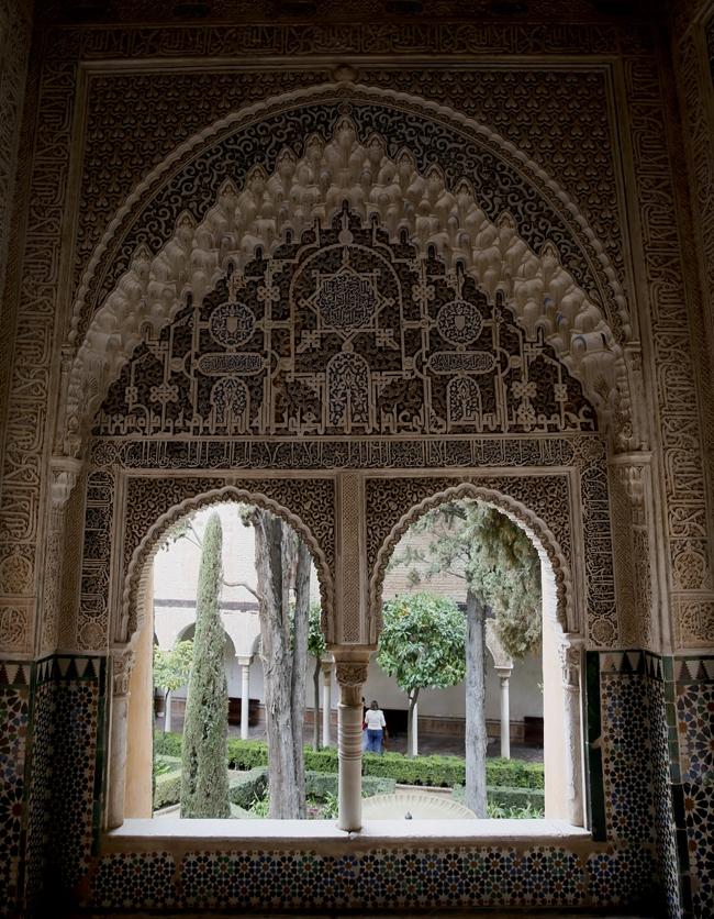 Binbir Gece Masallarının Sarayı: El Hamra 14