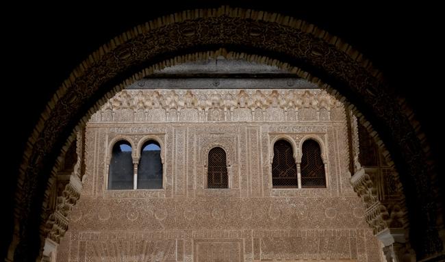 Binbir Gece Masallarının Sarayı: El Hamra 16