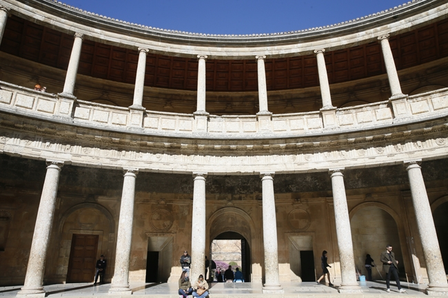 Binbir Gece Masallarının Sarayı: El Hamra 4