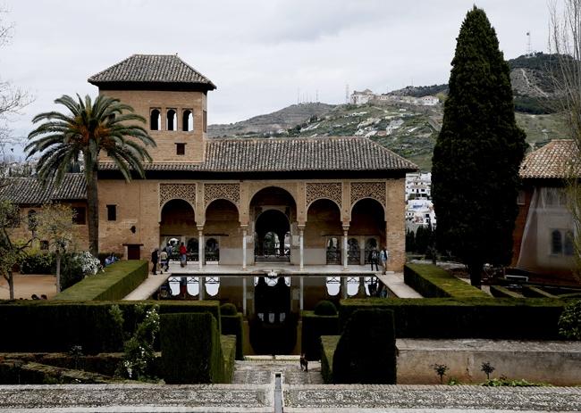 Binbir Gece Masallarının Sarayı: El Hamra 5