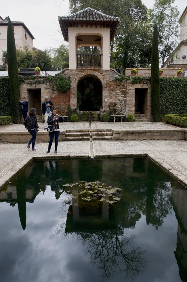 Binbir Gece Masallarının Sarayı: El Hamra 6
