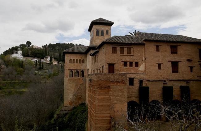 Binbir Gece Masallarının Sarayı: El Hamra 7
