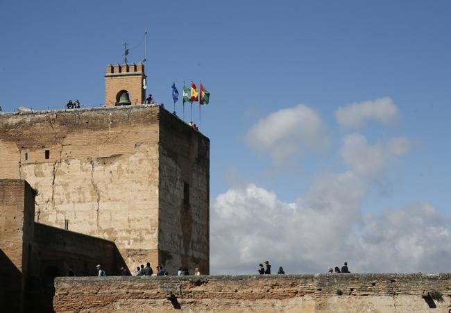 Binbir Gece Masallarının Sarayı: El Hamra 9