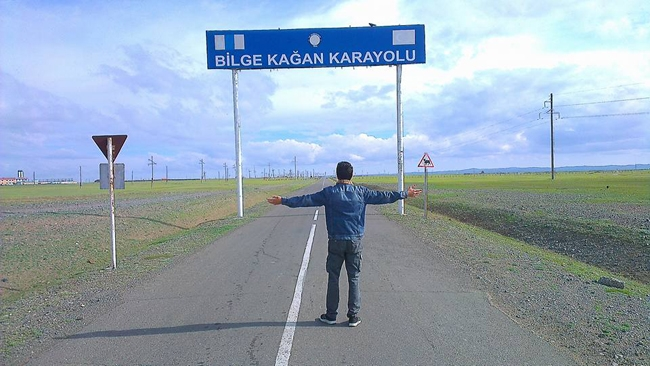 Ermenekli Orta Asya gezgini 10