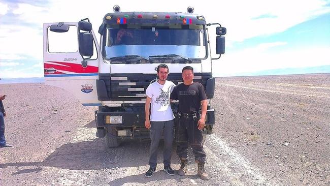 Ermenekli Orta Asya gezgini 11