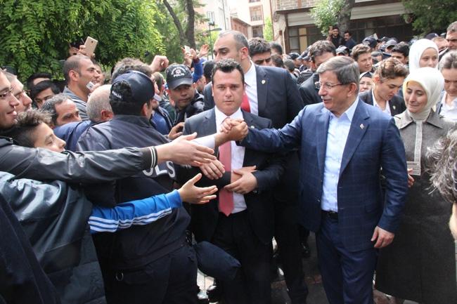 Ahmet Davutoğlu Konya'da böyle karşılandı 16
