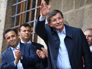 Ahmet Davutoğlu Konya'da böyle karşılandı