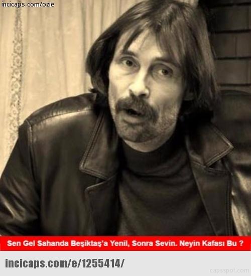Galatasaray - Beşiktaş maçı caps'leri 14