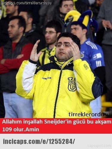 Galatasaray - Beşiktaş maçı caps'leri 4