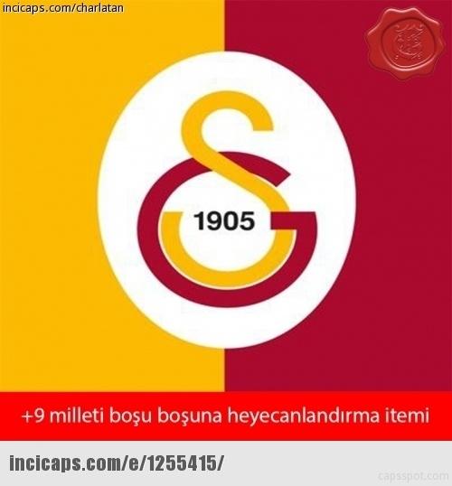 Galatasaray - Beşiktaş maçı caps'leri 9