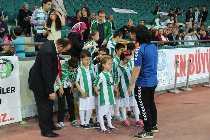Konyaspor-Kasımpaşa maçının fotoğrafları 10