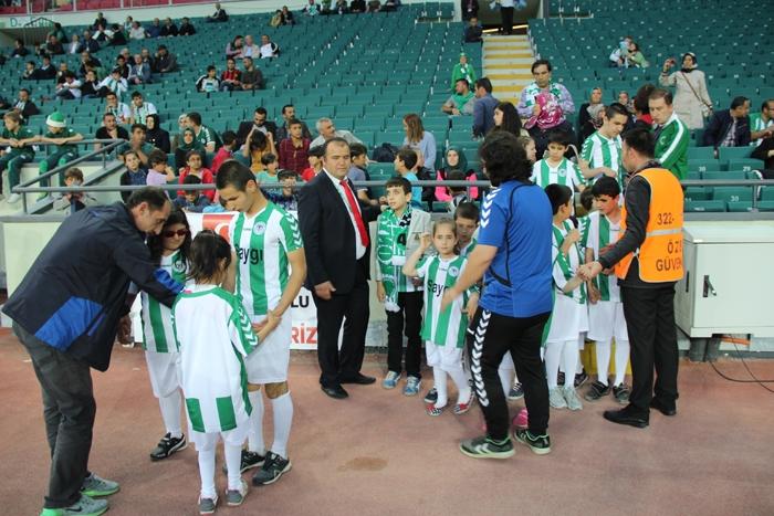 Konyaspor-Kasımpaşa maçının fotoğrafları 11