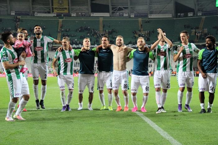 Konyaspor-Kasımpaşa maçının fotoğrafları 13