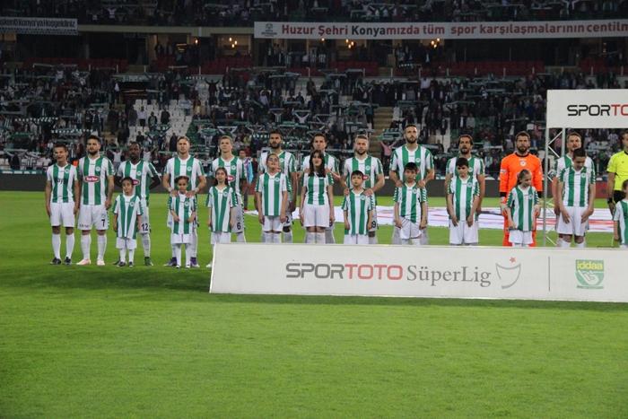 Konyaspor-Kasımpaşa maçının fotoğrafları 2