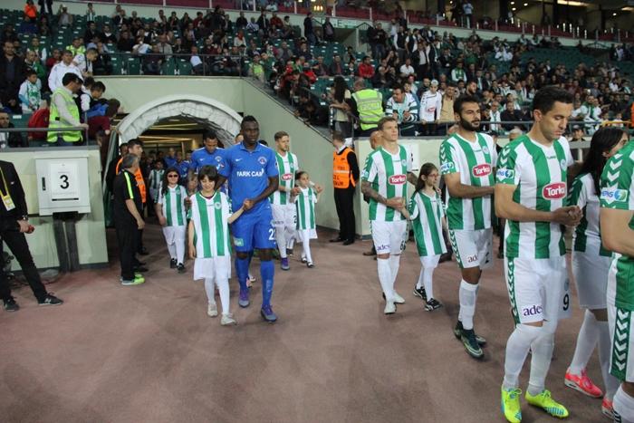 Konyaspor-Kasımpaşa maçının fotoğrafları 3