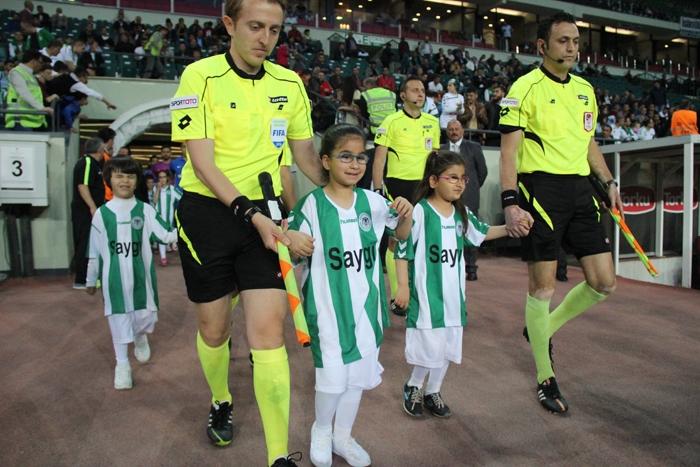 Konyaspor-Kasımpaşa maçının fotoğrafları 4