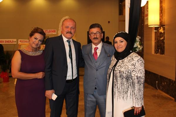 Konyasporlu Ömer Ali Şahiner evlendi 1