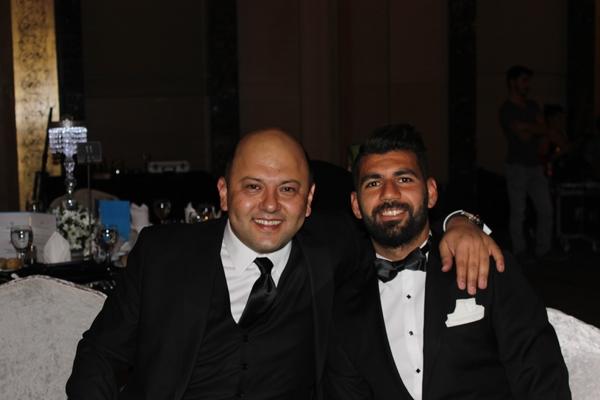 Konyasporlu Ömer Ali Şahiner evlendi 14