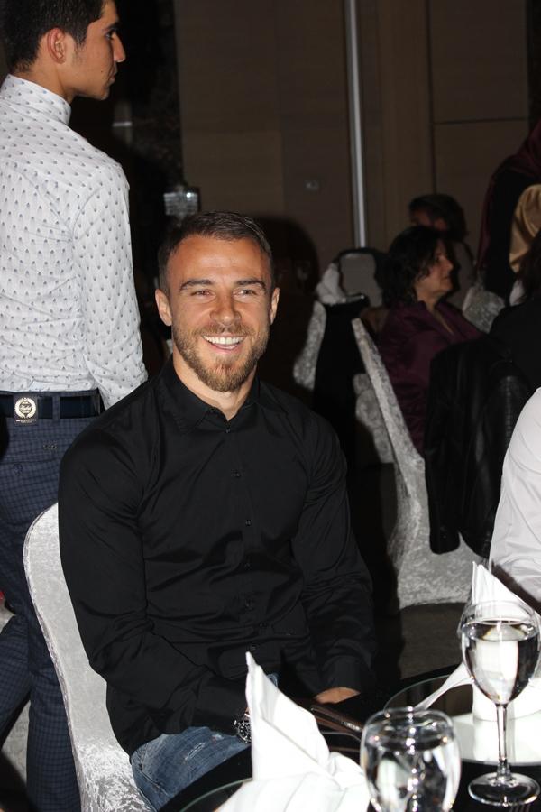 Konyasporlu Ömer Ali Şahiner evlendi 16