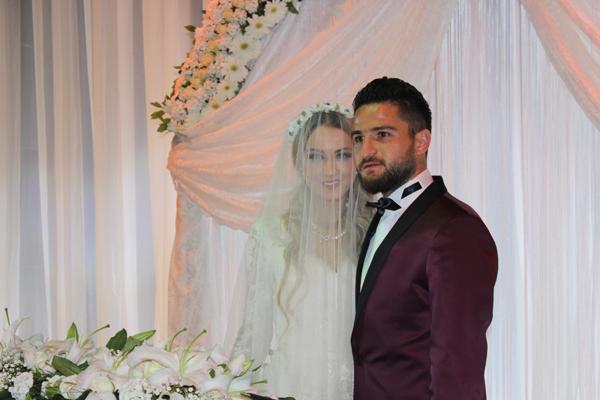 Konyasporlu Ömer Ali Şahiner evlendi 17