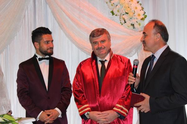 Konyasporlu Ömer Ali Şahiner evlendi 19