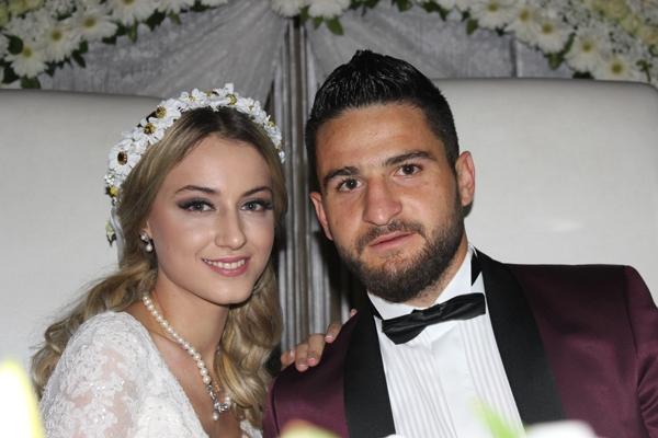 Konyasporlu Ömer Ali Şahiner evlendi 23
