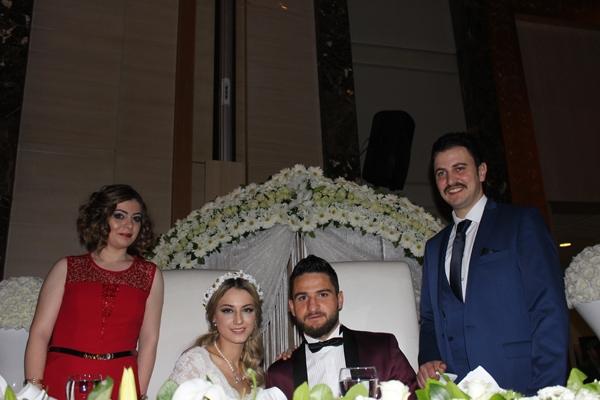 Konyasporlu Ömer Ali Şahiner evlendi 24