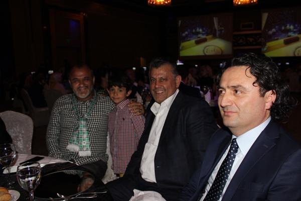 Konyasporlu Ömer Ali Şahiner evlendi 27