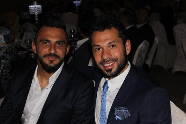 Konyasporlu Ömer Ali Şahiner evlendi 28