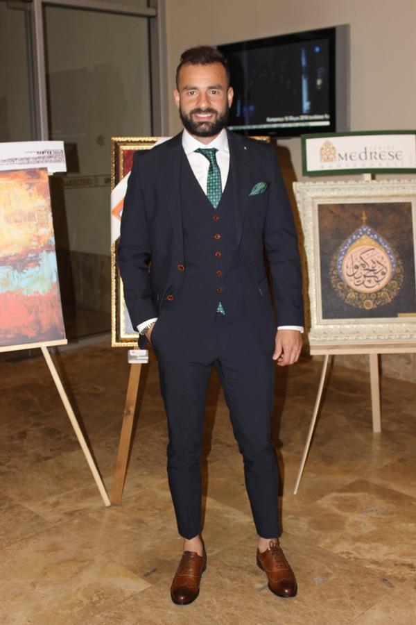 Konyasporlu Ömer Ali Şahiner evlendi 30