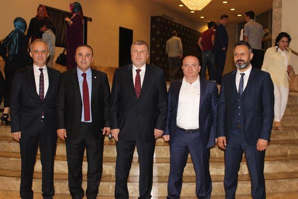 Konyasporlu Ömer Ali Şahiner evlendi 34