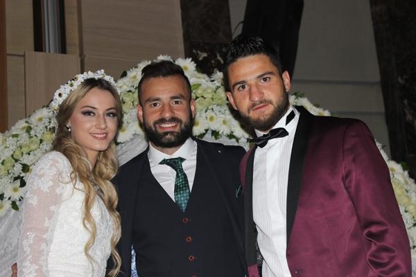 Konyasporlu Ömer Ali Şahiner evlendi 37